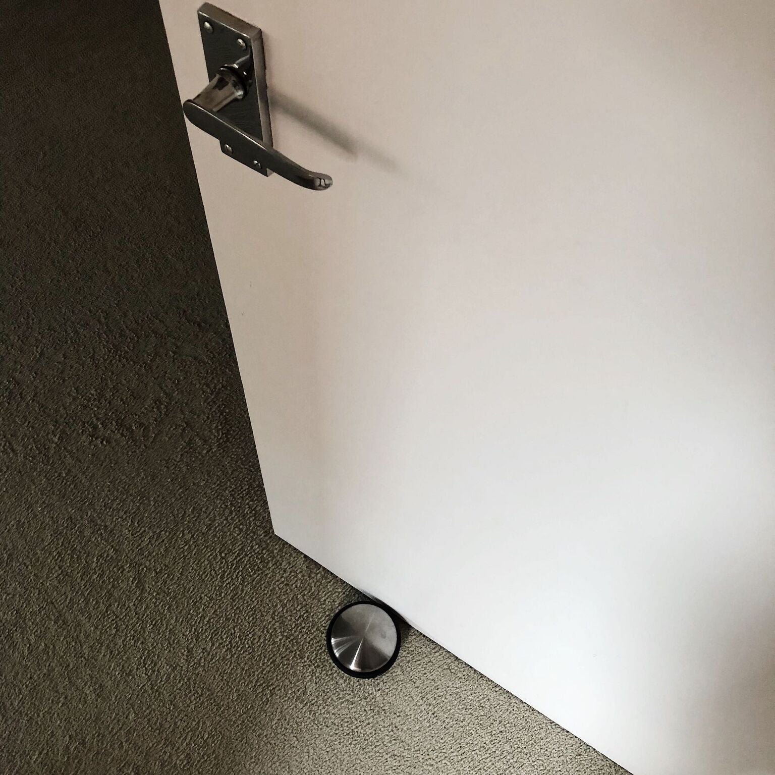 Polished Chrome Door Stop