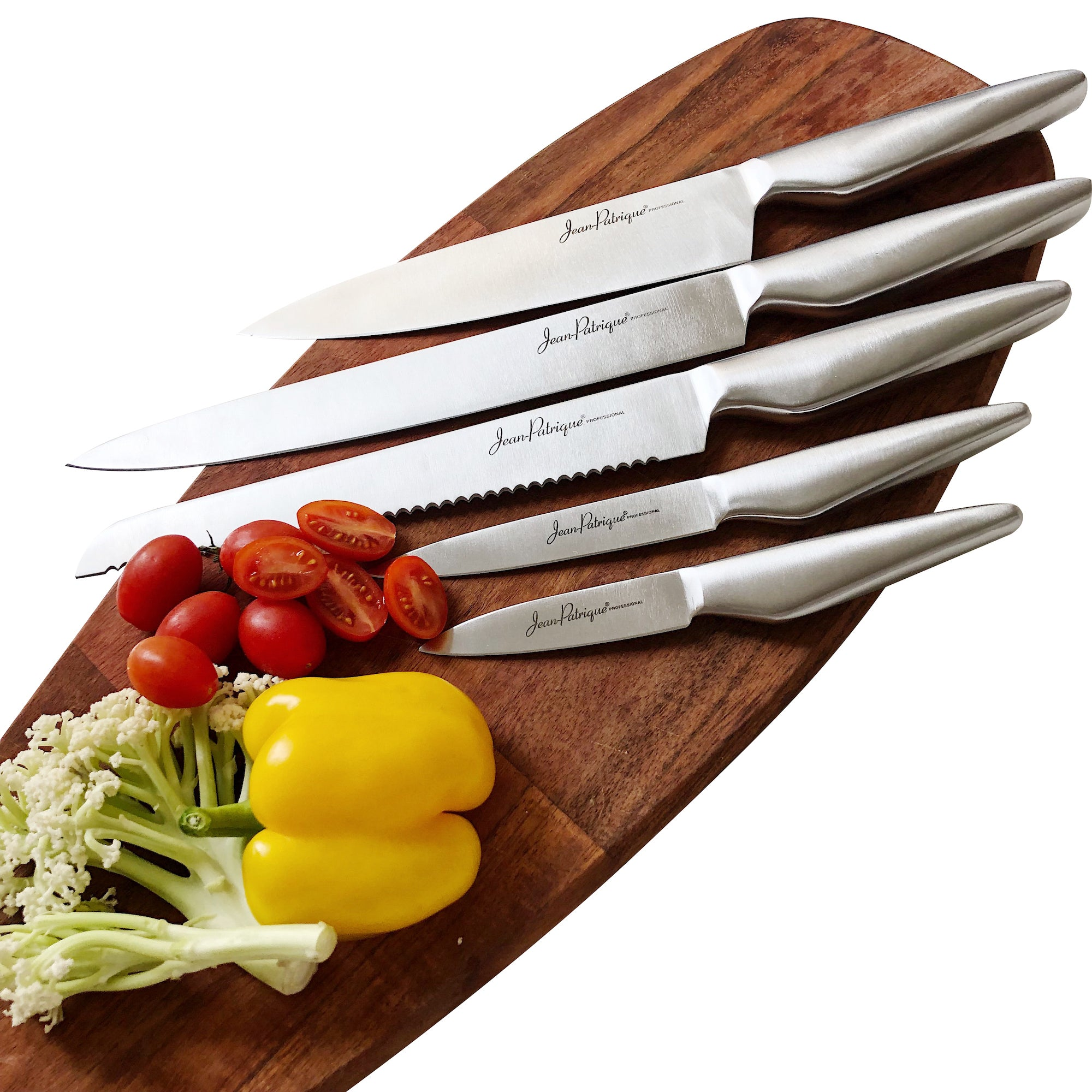 Chopaholic Essential Kitchen Knives - Set of 5