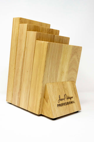 JP Professional Chef 16-Slot Knife Block