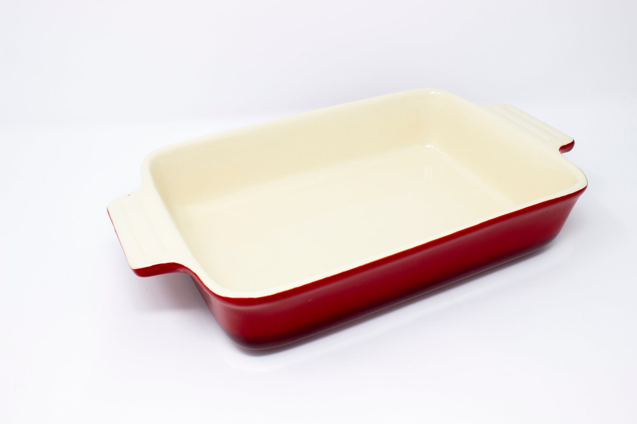 Rectangular Baking Dish - Red