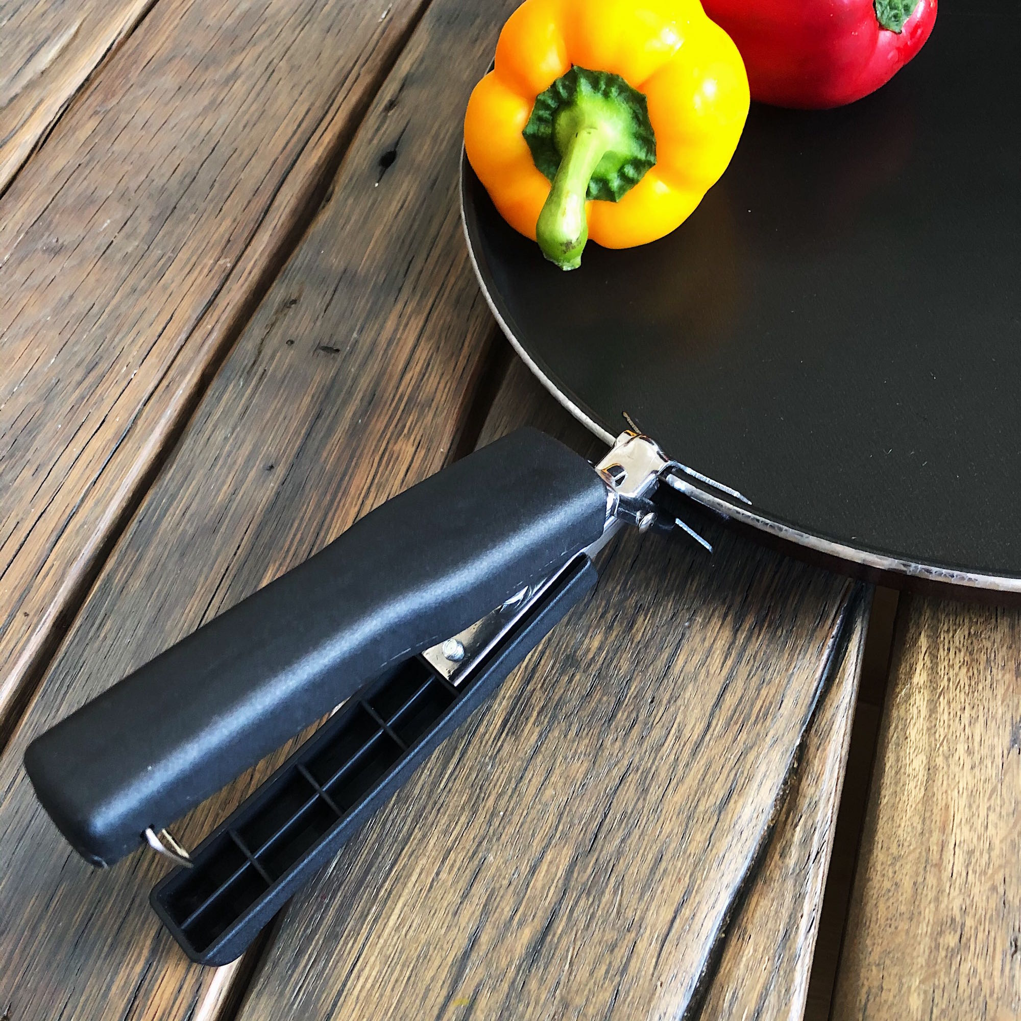 Secure-Grip Stainless Steel & Dish Tongs