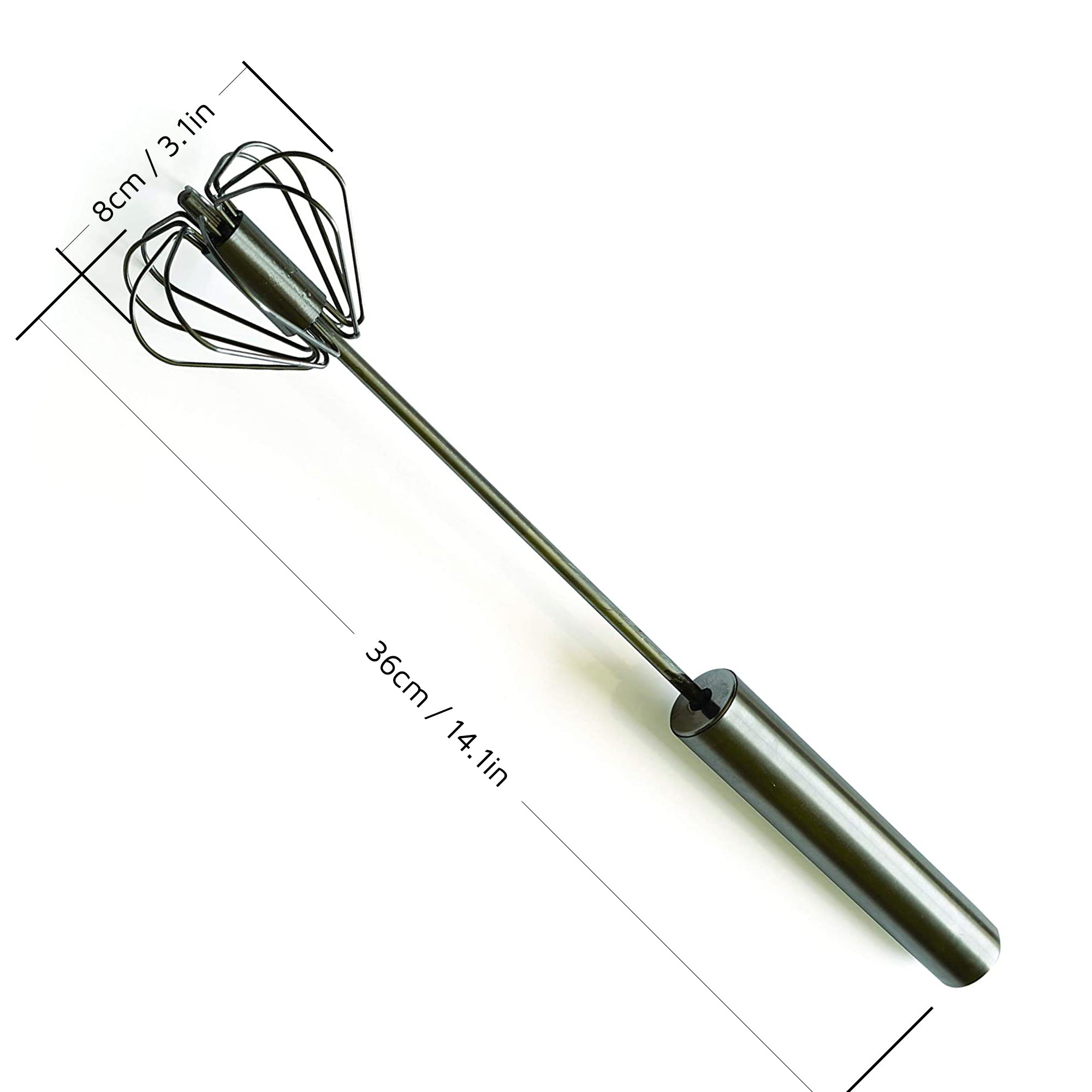 Professional Stainless Steel Eco Whisk
