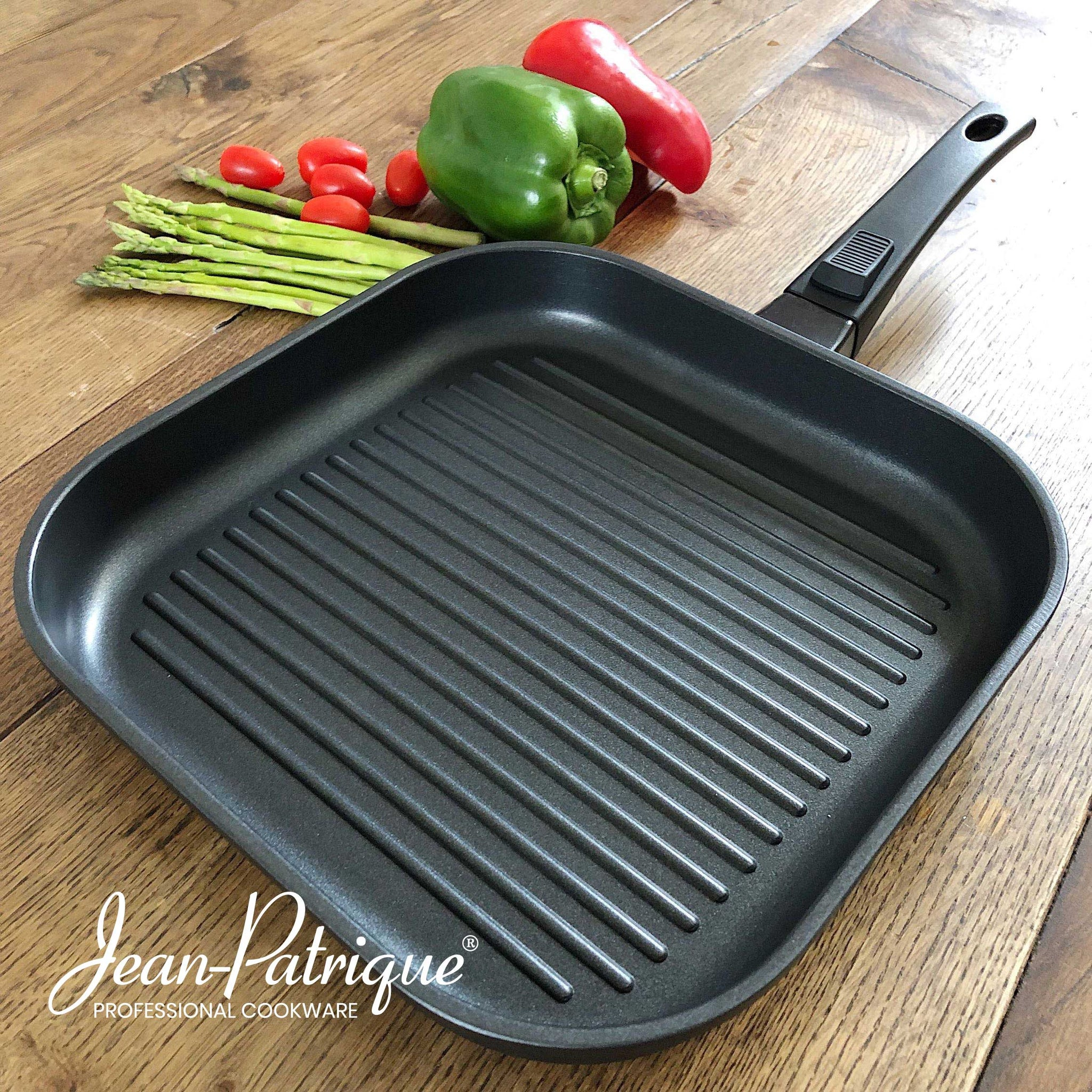 The Anything Pan - Grill Pan with Detachable Handle