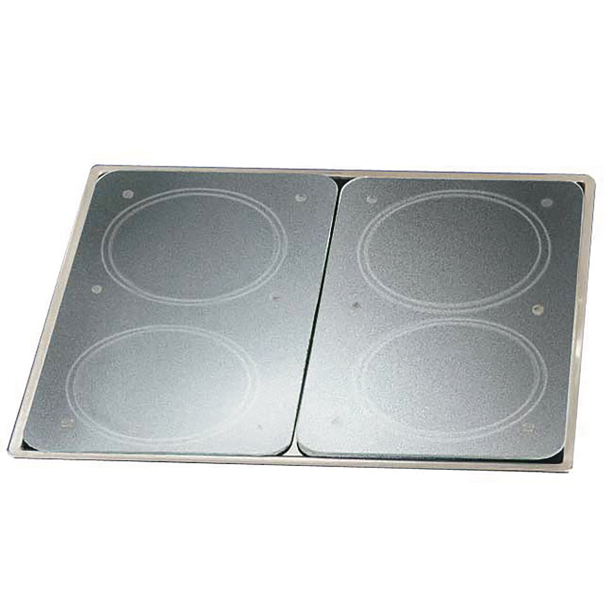 Frosted Cooker Covers