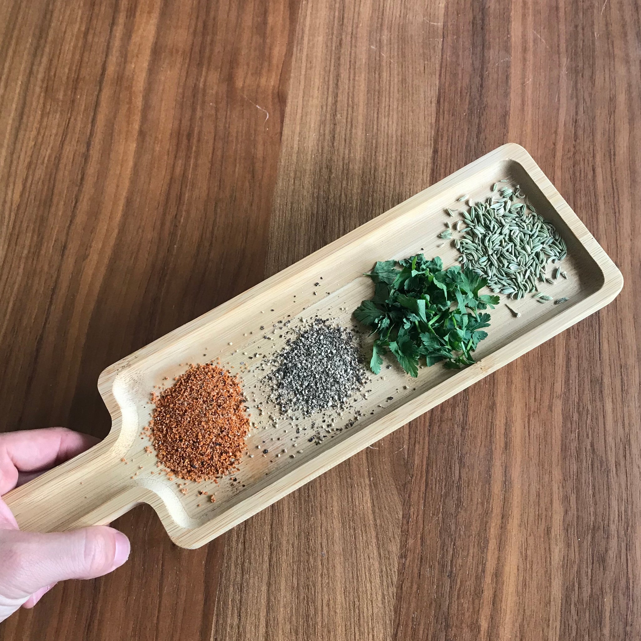 Bamboo Serving Board