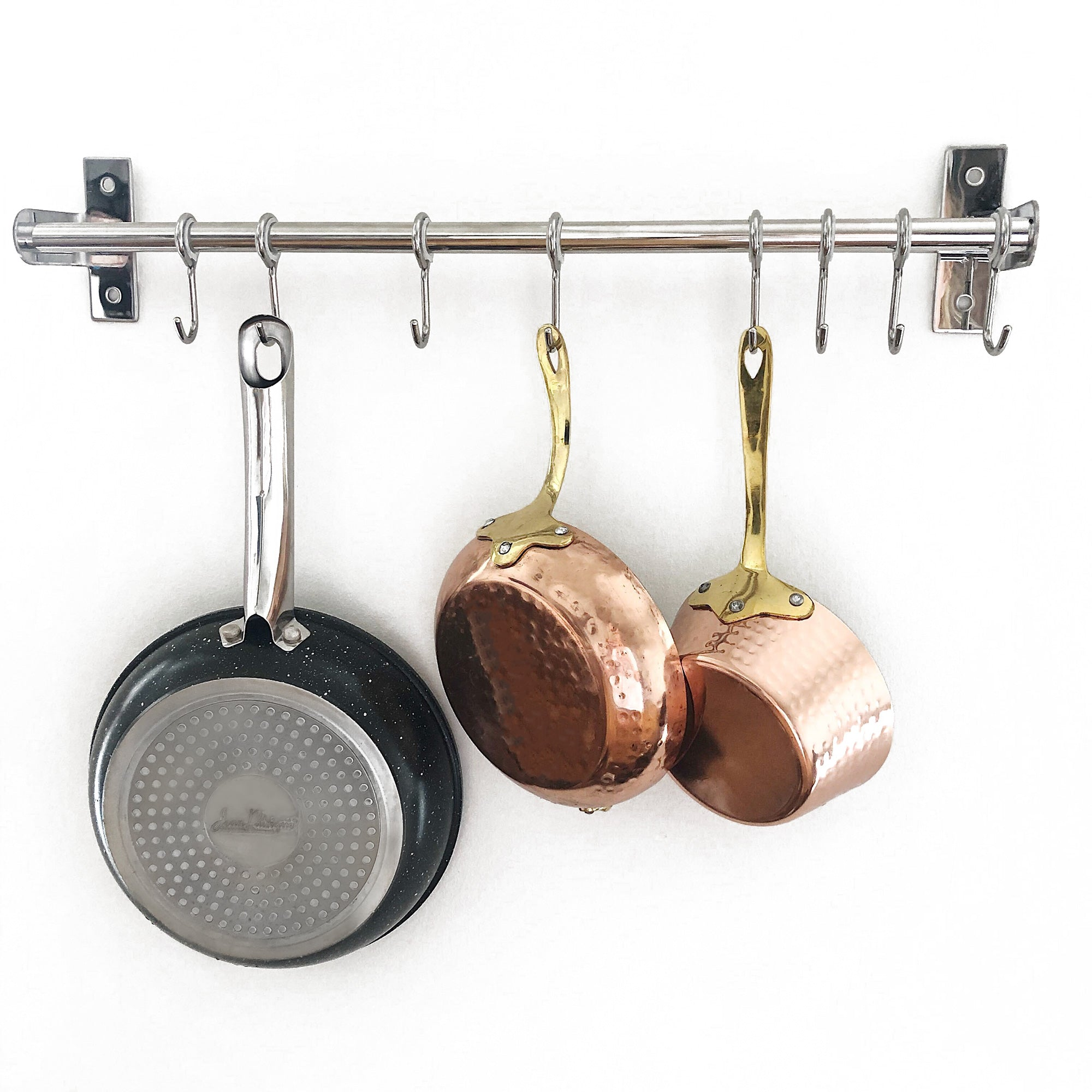 Stainless Steel Hanging Rack - 50cm