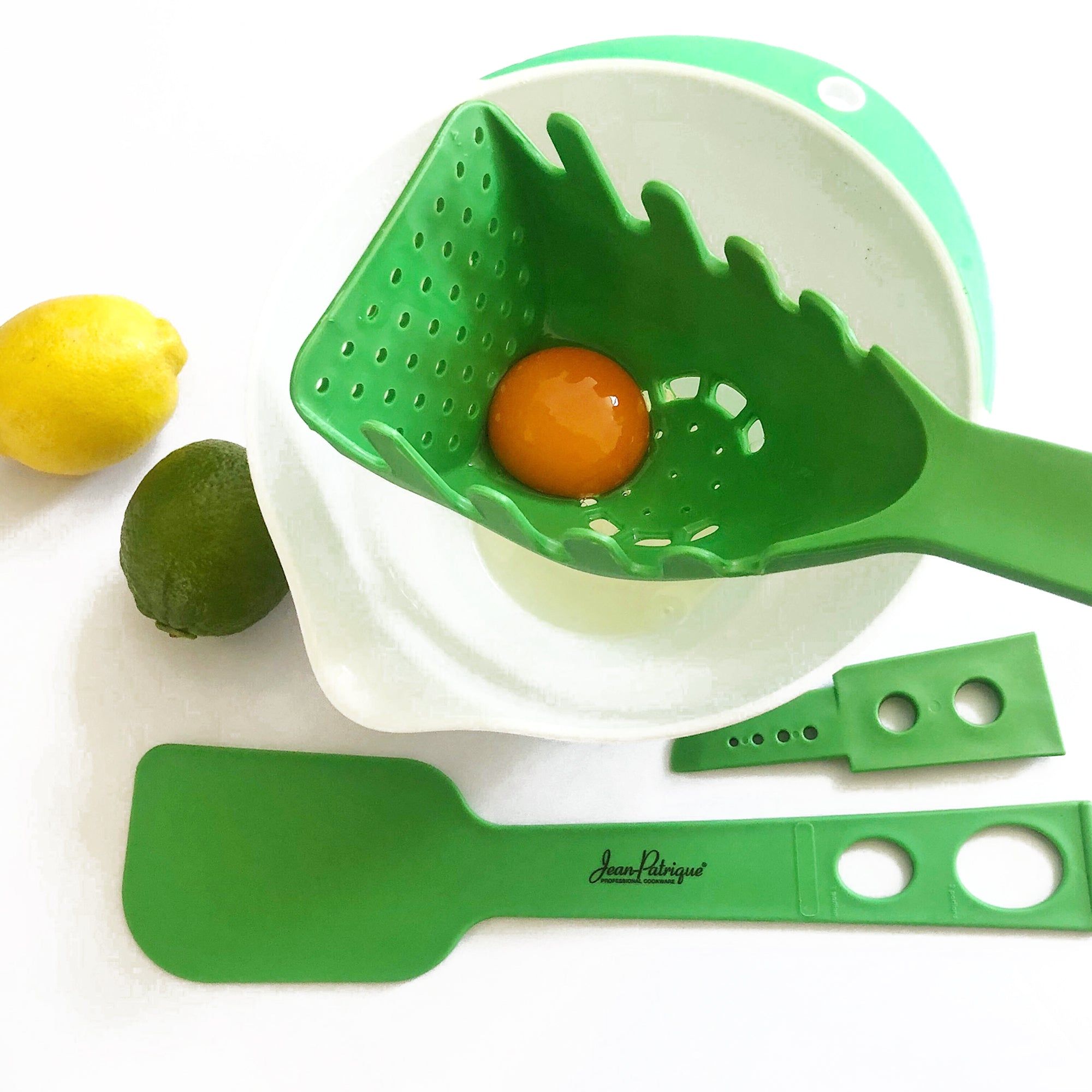 8 in 1 Strainer Ladle - Green