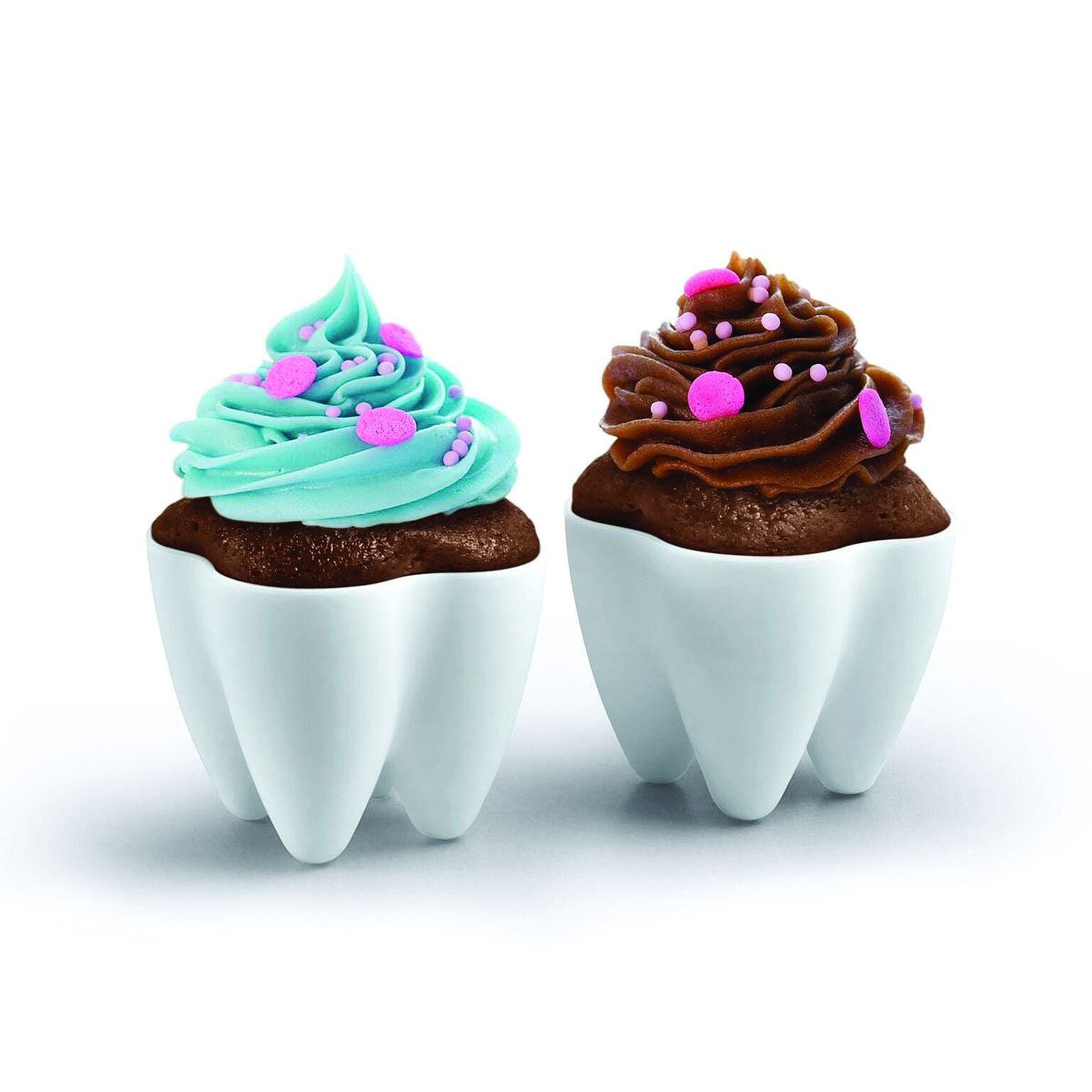 Sweet Tooth Cupcakes Moulds