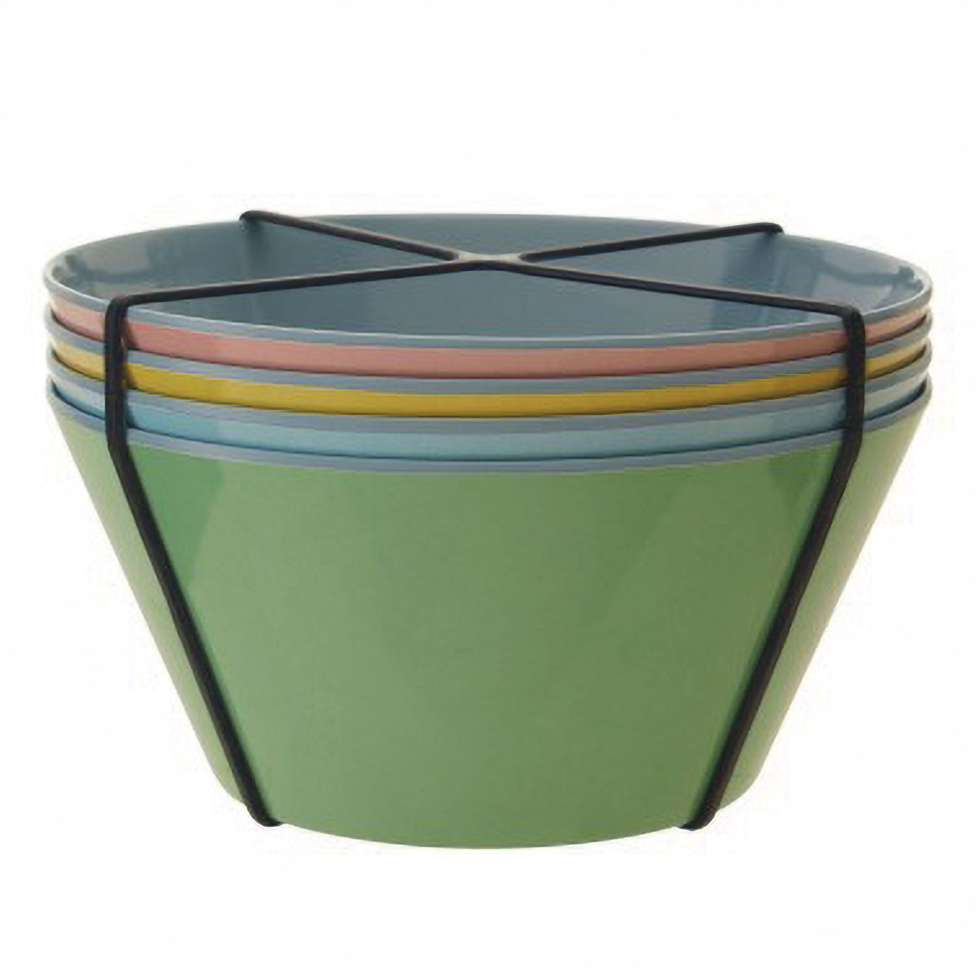 Mimo Set of 4 Melamine Bowls