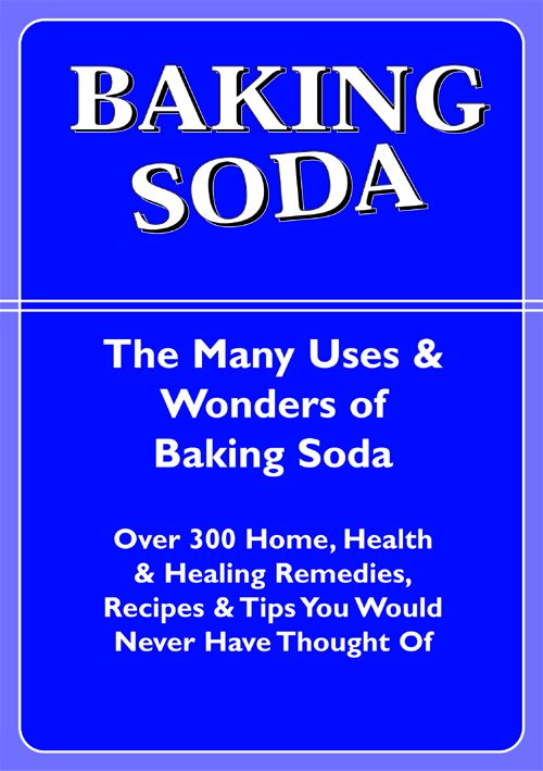 Amazing Baking Soda Book