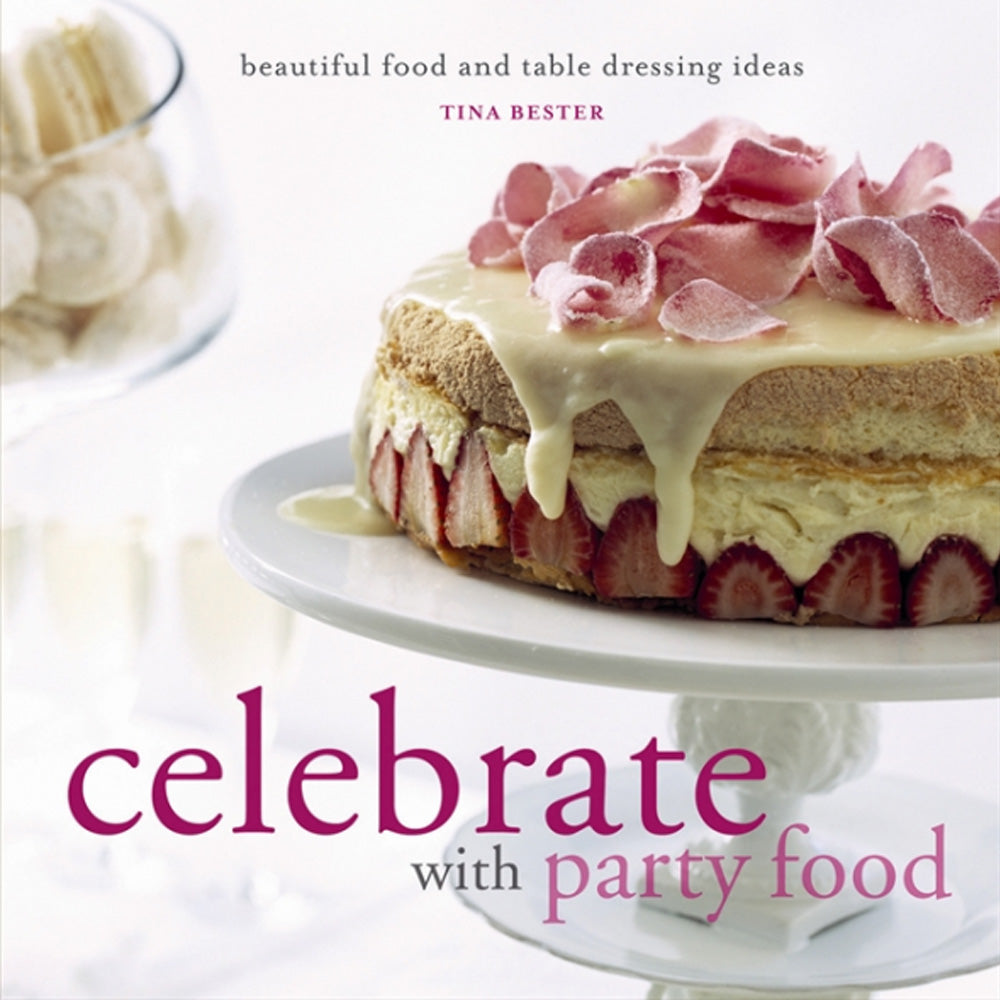Book - Celebrate With Party Food