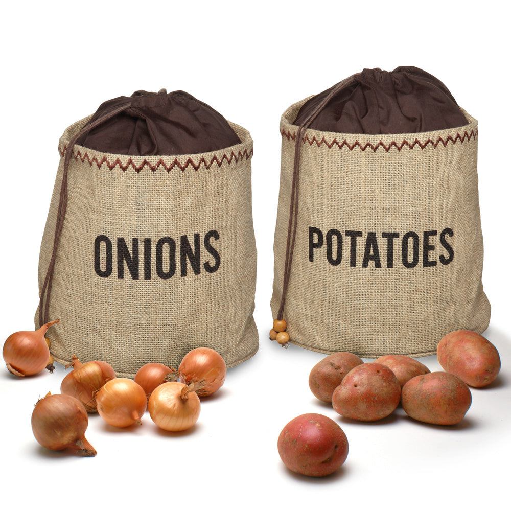 Java Collection Onion Jute Sacks