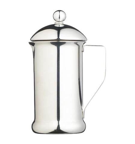 Le'Xpress lassix Eight Cup Stainless Steel Cafetiere - 3 cup