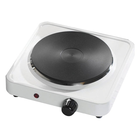 Hob & Electric Warming Plate - Single