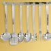 50cm 7-Hook Utensil Rack
