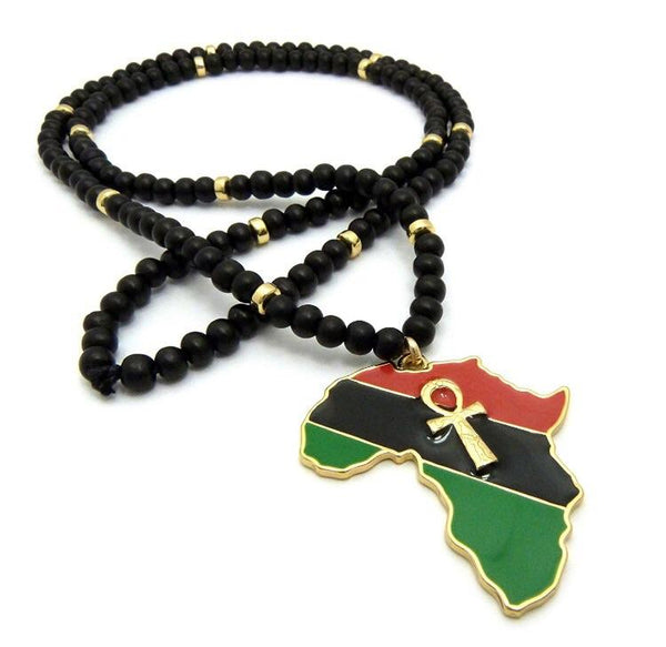 Accessories - RBG Afrika Ankh Necklace