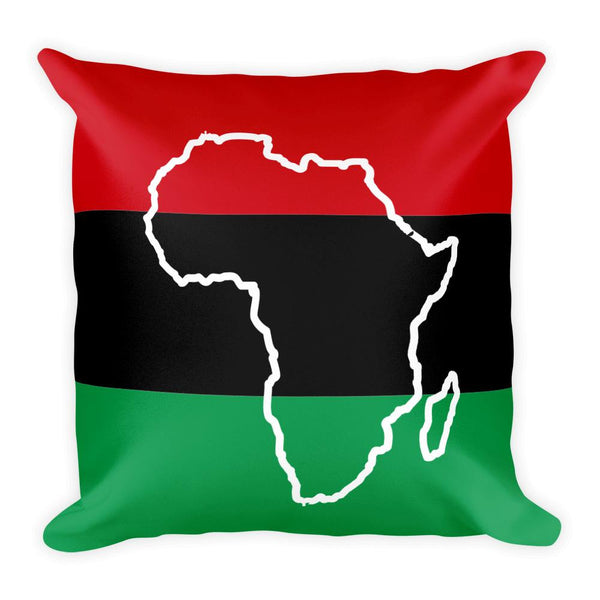 Accessories - RBG Afrika Square Pillow