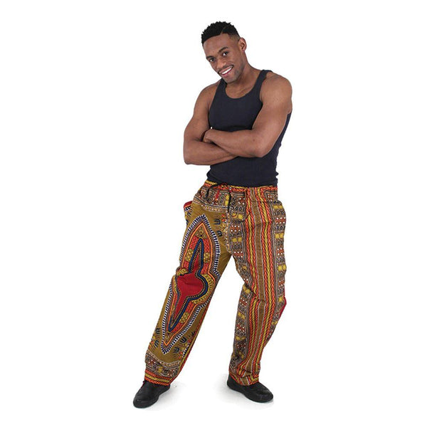 Apparel - Dashiki Pants