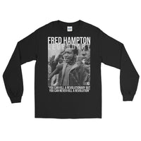 Apparel - Legendary: Fred Hampton Long Sleeve T-Shirt