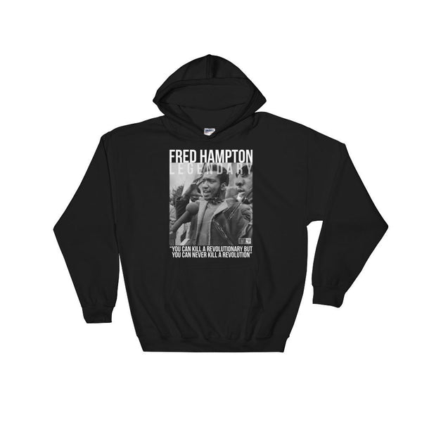 Apparel - Legendary: Fred Hampton Pullover Hoodie
