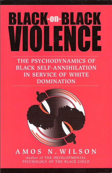 Books - Black-on-Black Violence