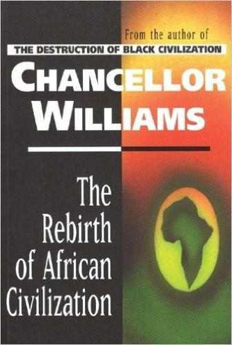Books - Rebirth Of African Civilization