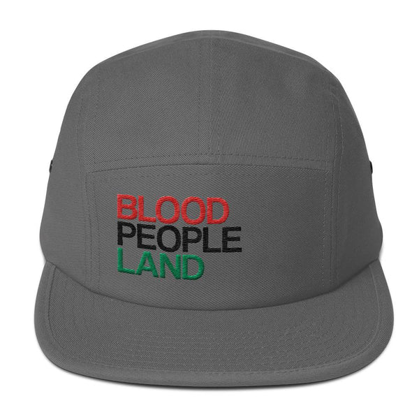 Hats - Blood People Land Camper