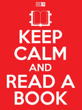 Posters - Keep Calm And Read [Poster]