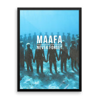 Posters - Maafa Framed Poster