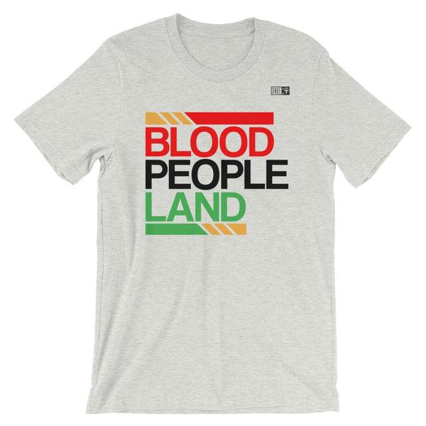 Shirts - Blood People Land Unisex T-Shirt