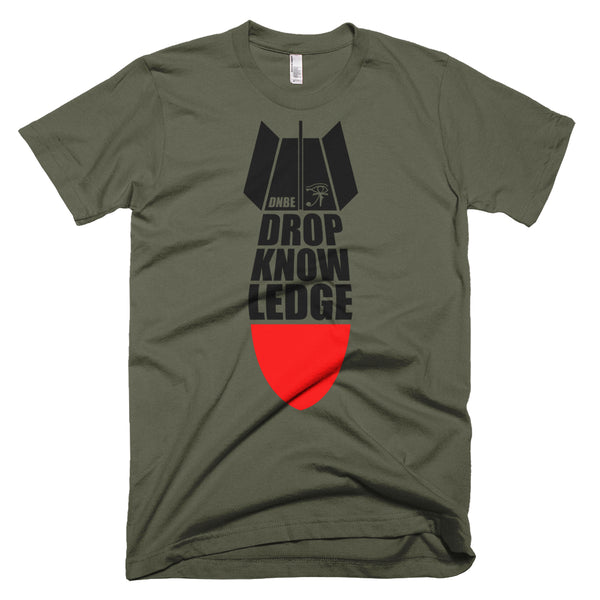 Shirts - #DropKnowledge