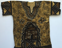 Shirts - Mud Cloth Dashiki