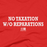 Shirts - No Taxation