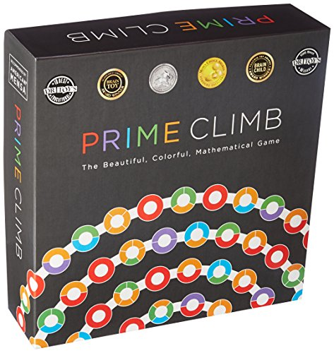 Math for Love Prime Climb: Toys & Games