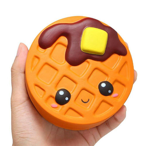 Chocolate Cake Squishy Toy