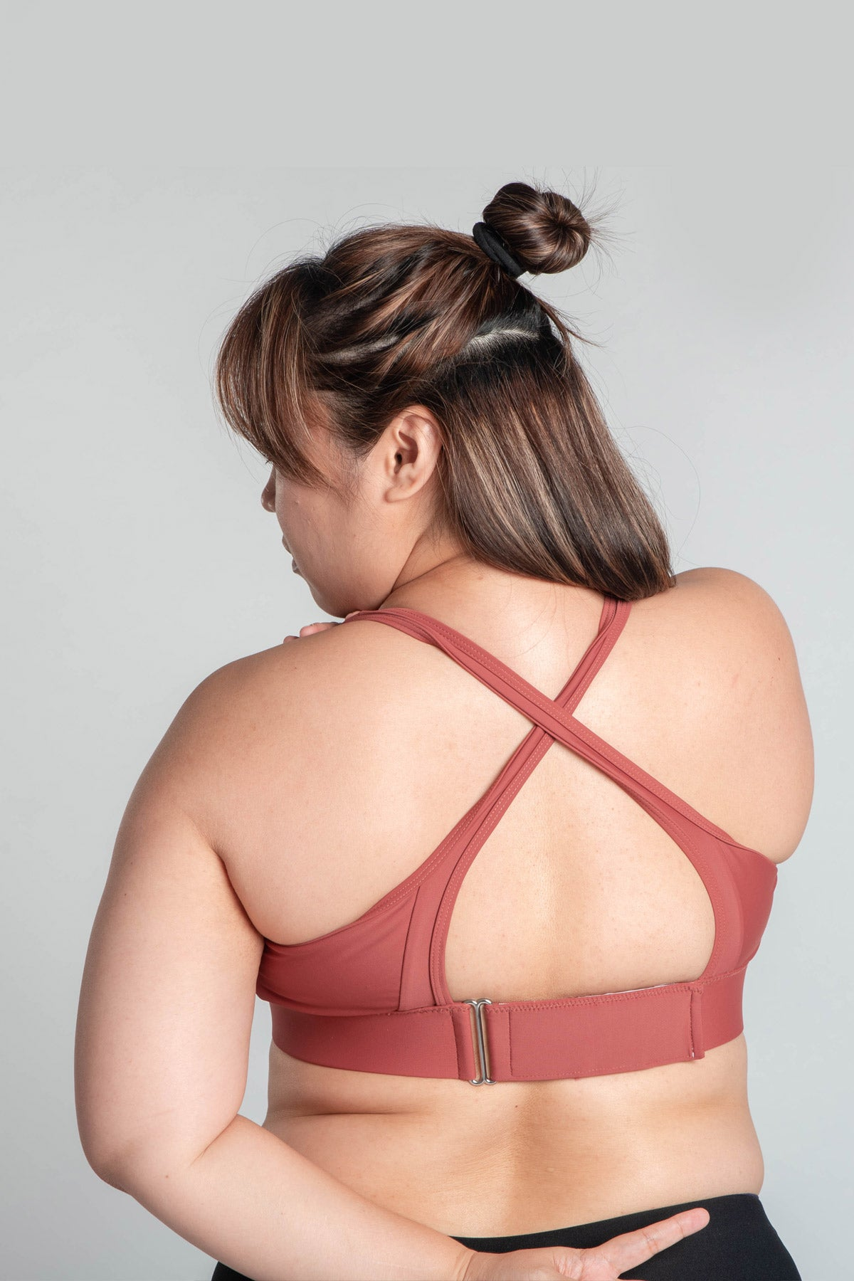 Bustle & Grind Bra - Spice - Flux Movement