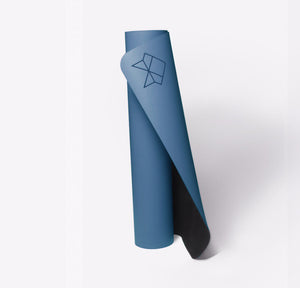 Tight Grip Yoga Mat - Blue - Flux Movement