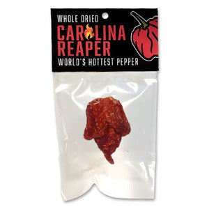 Single Carolina Reaper Pepper