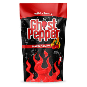 Ghost Pepper Candy - Wild Cherry