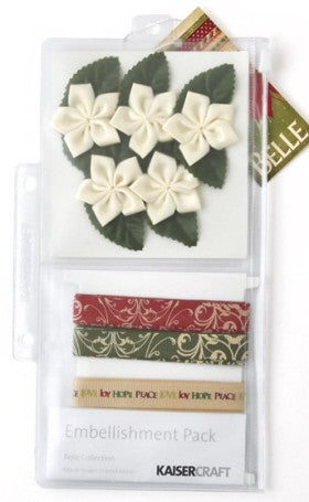 Kaisercraft Embellishment Pack Belle