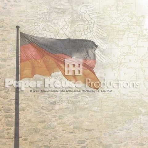 Paper House Germany Map Paper