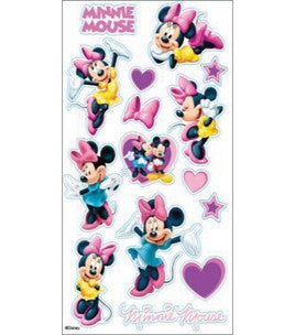 Disney Classic Stickers Minnie Mouse