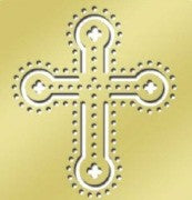 PC-1051 Cross Piercing Template