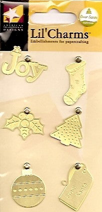 ATD Lil Charms From Santa Gold