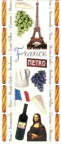 Paper House France Stickers & Borders