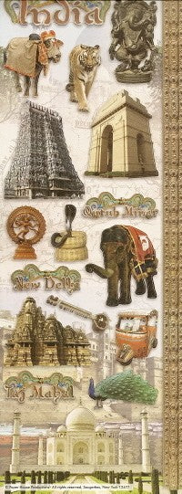 Paper House India Stickers