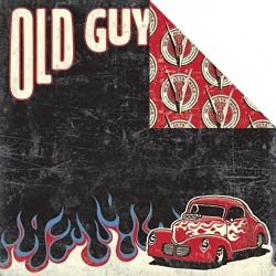 Old Guys Hot Rod Paper