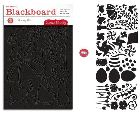 Honey Pie Blackboard Shapes