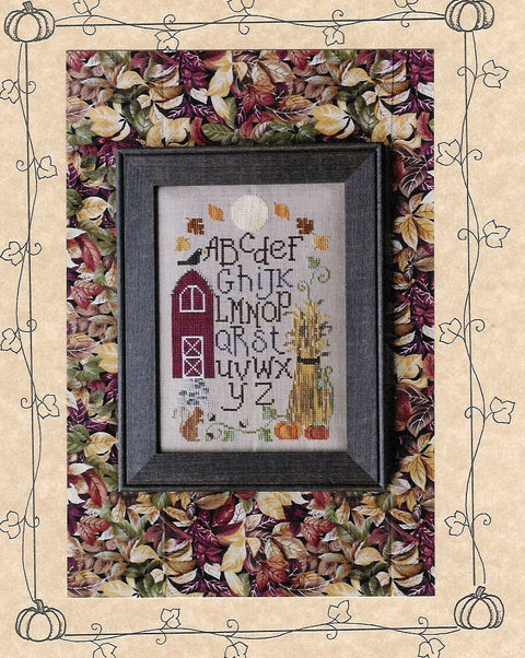 Waxing Moon Autumn Sampler