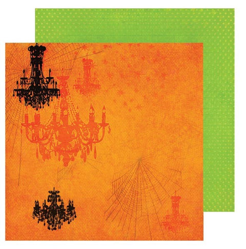 Little Boo Haunted Mansion Paper
